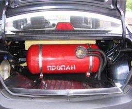 Газ на автомобиль: плюсы и минусы