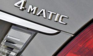 4MATIC: что это такое на Mercedes
