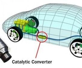 Что такое катализатор на автомобиле