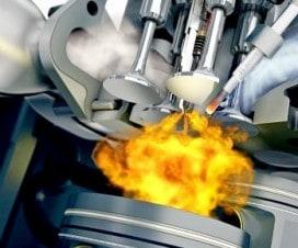 Чем дизельный двигатель отличается от бензинового