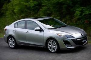 Mazda 3 Sedan (Мазда 3 седан)