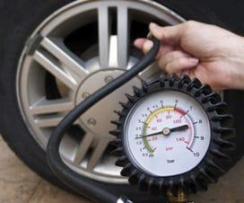 Как работают датчики давления в шинах