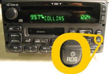 включить и отключить RDS