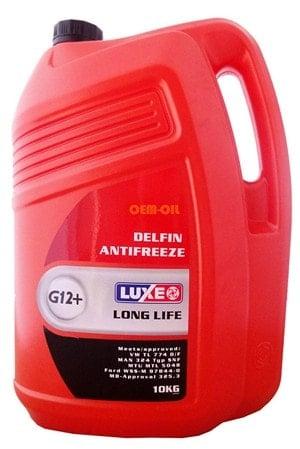 Красный антифриз или G12