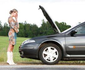 Машина глохнет при торможении