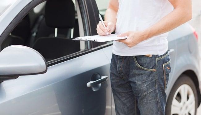 Проверка реального пробега на основе возраста автомобиля