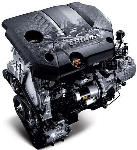 Hyundai U2 1.6 CRDi