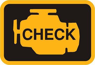 сигнал Check engine