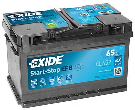 EFB аккумулятор