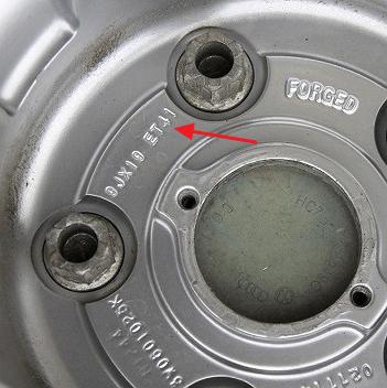 маркировка ET на диске