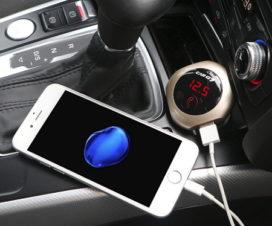 FM трансмиттер для автомобиля: что это и как работает