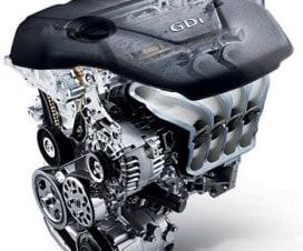 GDI двигатель: что это такое