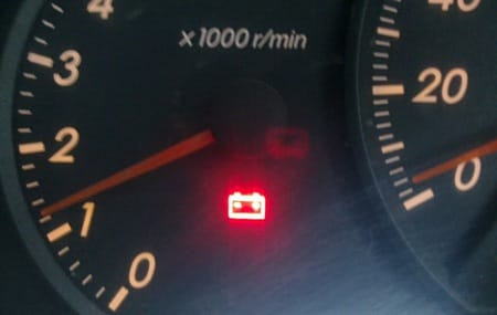 индикатор аккумулятора