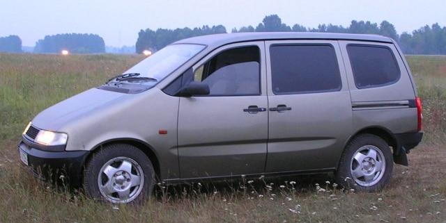 минивэн ВАЗ-2120