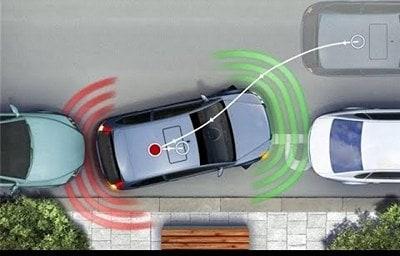 Принцип работы парковочного радара