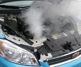 Перегрев двигателя: причины и последствия