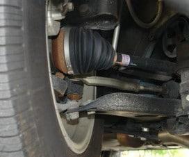 Что такое ШРУС или граната в автомобиле
