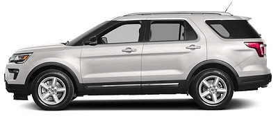 Ford Explorer 2018 suv