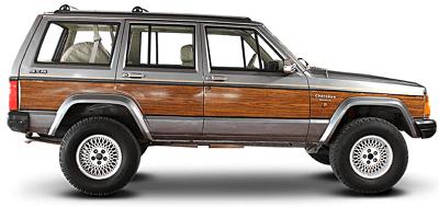 Jeep Cherokee Wagoneer suv