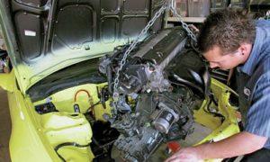 Что такое свап двигателя