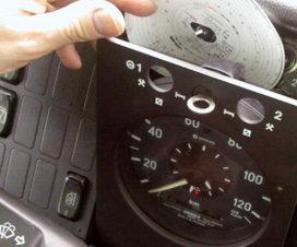 Тахограф: что это такое в автомобиле