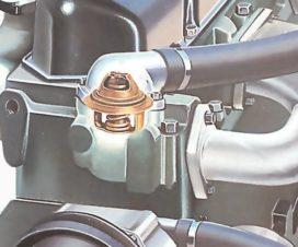 Что такое термостат в автомобиле и как он работает
