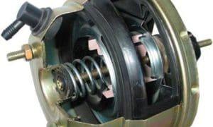 Как работает вакуумный усилитель тормозов